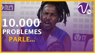 Convoqué par la police, 10000 Problèmes parle...