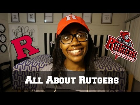 ALL ABOUT RUTGERS UNIVERSITY