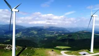 Parque eólico Monte Oiz