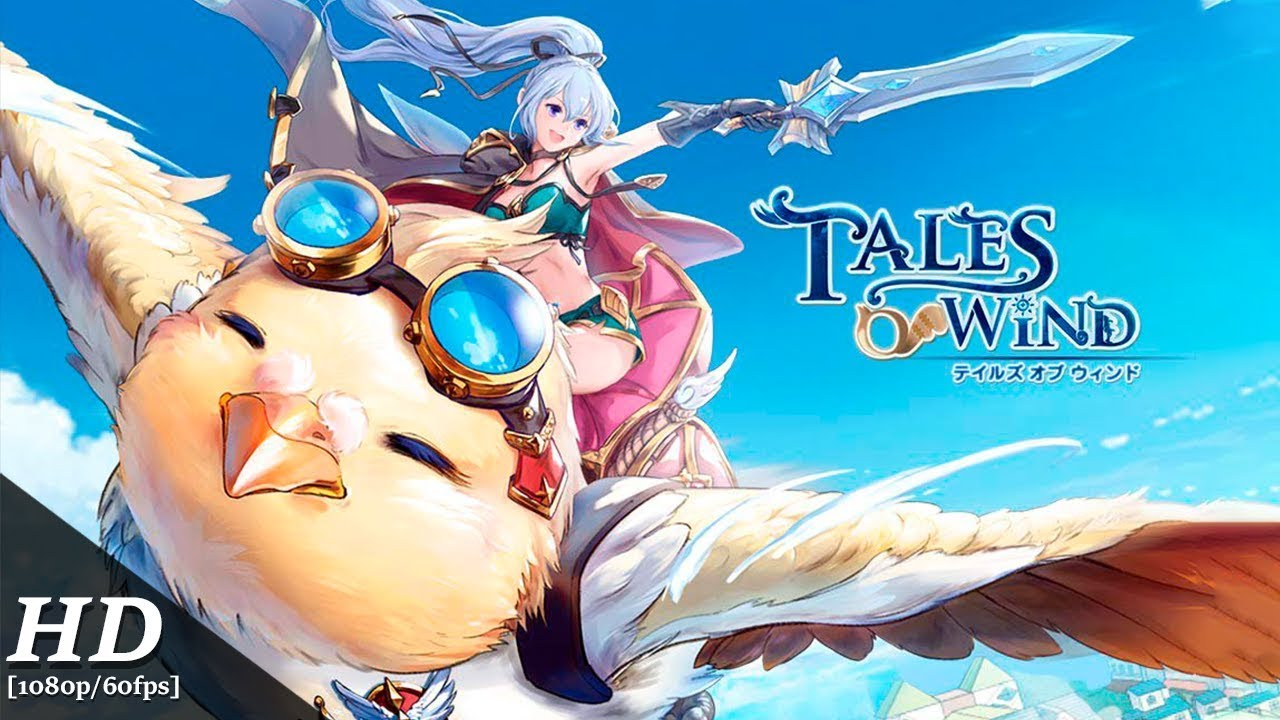 Tales of Wind, the new MMORPG with the spirit of Ragnarok M