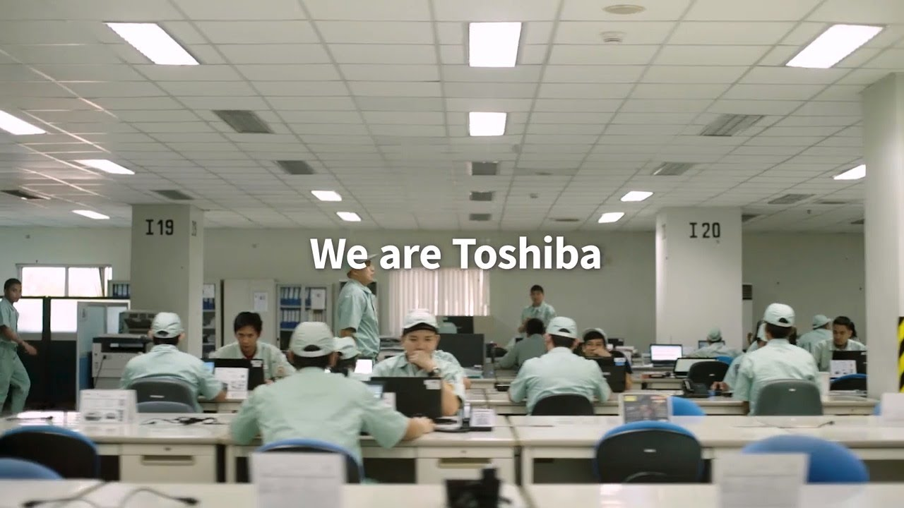 【東芝】ブランドビデオ「We are Toshiba」 - YouTube