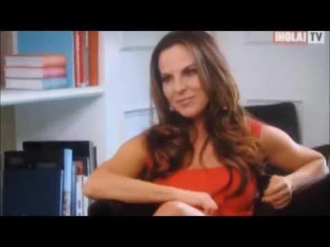 Entrevista a Kate del Castillo para En Exclusivo - #HolaTV