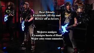 Fall Out Boy - Bang The Doldrums (Lyrics + Subs Español)
