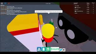 Roblox Gas Station Simulator Some Codes And Gameplay
