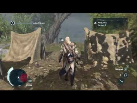 Assassin's Creed 3: How To Assassinate John Pitcairn