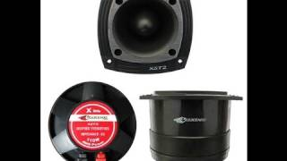 crescendo audio xst2 supertweeter install small distance test loud and clear