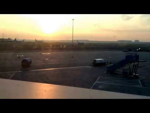 Netherland's airport