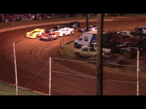 Winder Barrow Speedway Limited Late Model Feature Race 7/28/18