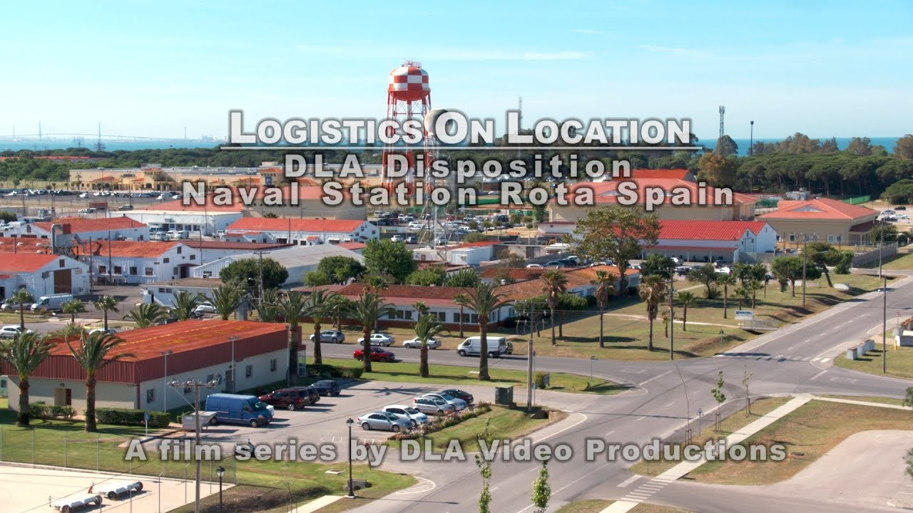 Dla Disposition Naval Station Rota Spain Open Caption Youtube