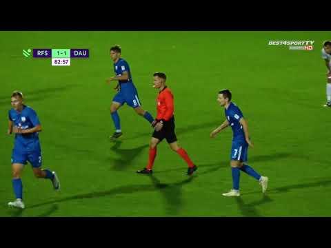 RFS BFC Daugavpils Goals And Highlights