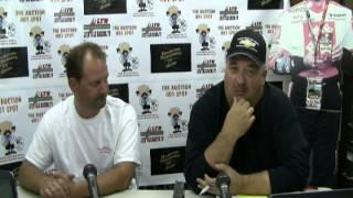 Let's Talk Racing TV Show 10/30/13 Anthony O'Brien, Ricky Dennis, CJ Faison, Alan Meudt