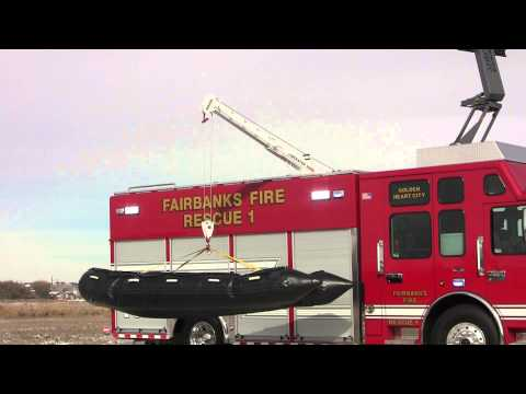 Fairbanks Fire Department Heavy Rescue