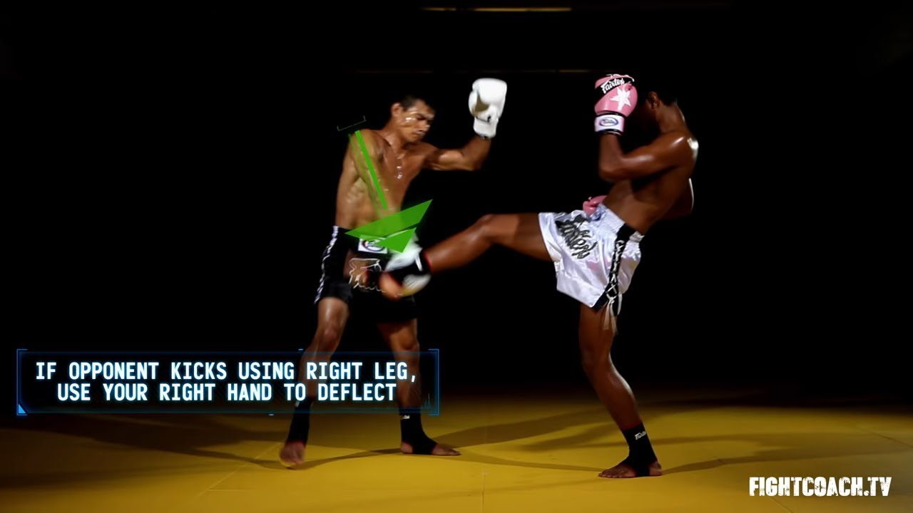 How to Use a Front Kick for Self Defense foto