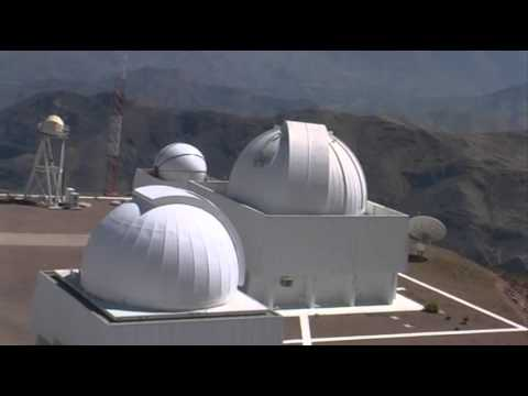 Visiting Chile's Tololo observatory