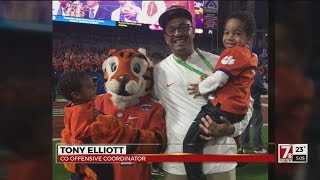 Family comes first for Clemson football coaches
