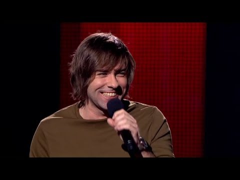 "The Voice of Poland - Juliusz Kamil - ""Roxanne"""