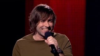 "Repeat youtube video The Voice of Poland - Juliusz Kamil - ""Roxanne"