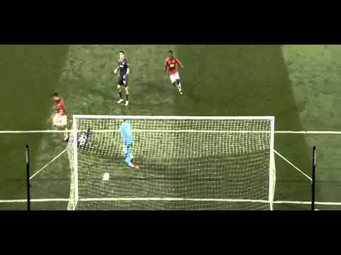 Manchester United vs Olympiakos 3-0 2014 ~ All Goals and Highlights ~ 19-03-2014