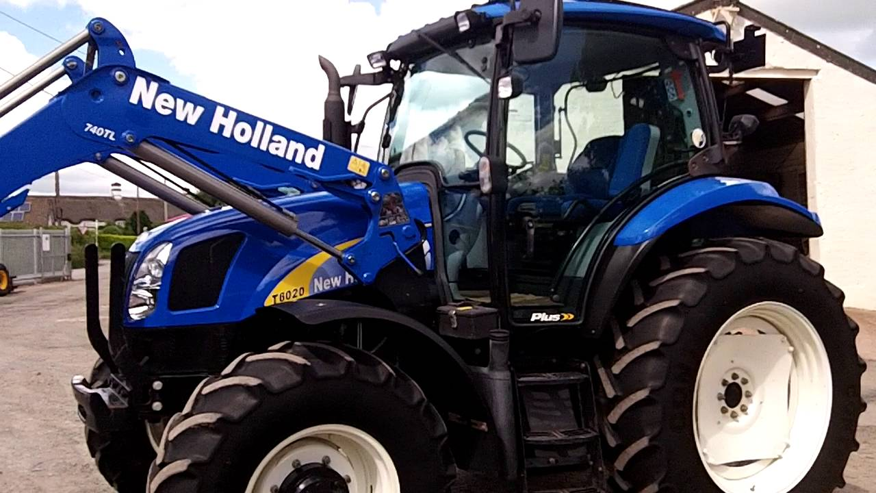 New Holland T C W Tl 740 Loader
