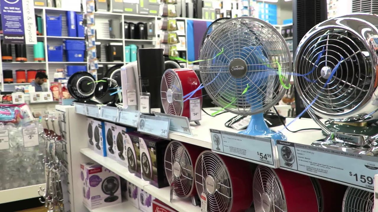 bed bath and beyond vornado fans and more - youtube