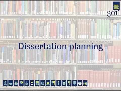 sheffield university dissertation database