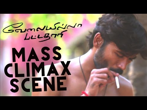 Velai illa pattathari - Climax Fight |...