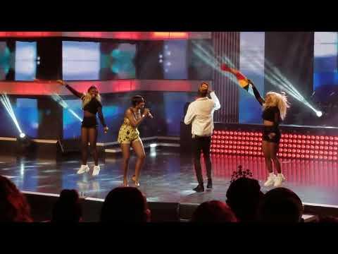 Tiwa Savage perform at Ghana Music Awards 2018