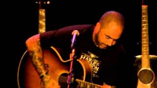 11-2-2010 Aaron Lewis - Outside (Live at the Paramount in Abilene)