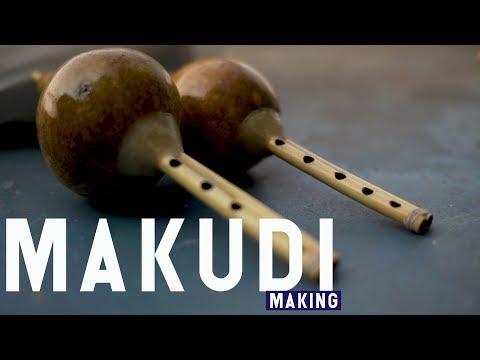 How It's Made: Makudi | Snake Charming Instrument | Indian pungi Making
