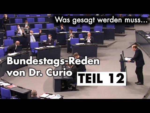 Unbequeme Wahrheiten im Bundestag - Teil 12