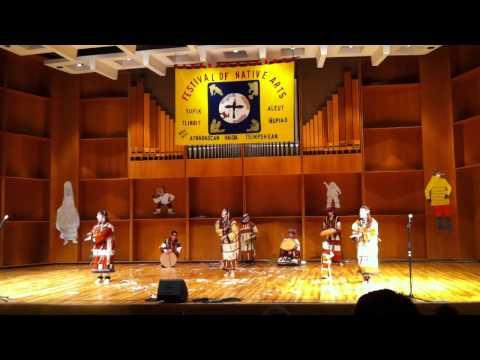 Alaska Aleutian Natives Dance