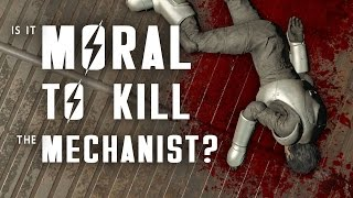 Is it Moral to Kill The Mechanist The Full Story of The Mechanist in Fallout 4 - Automatron Lore