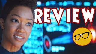 "Star Trek Discovery Season 2 Episode 10 Review ""The Red Angel"" thumbnail"