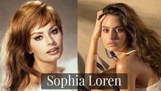 История Любви длиною в жизнь Софи Лорен Самая Красивая Итальянка