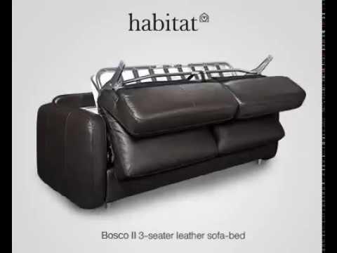 Habitat Sofa Bed Bosco Ii