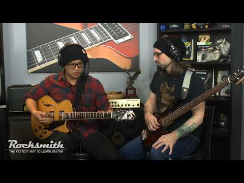 Rocksmith Remastered --Great White Song Pack -- Live from Ubisoft Studio SF