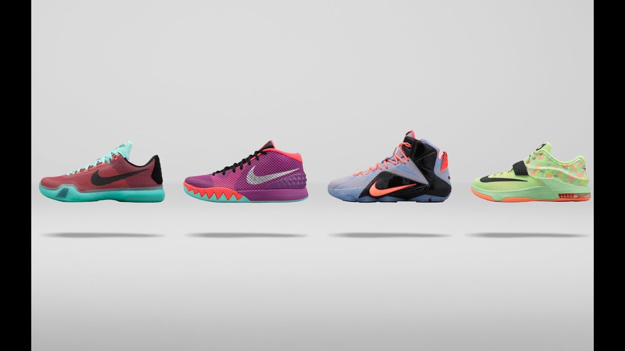 Nike Basketball Elite Pricing, Kobe X Easter, Reebok Classics, LeBron 12  Easter and adidas Originals - YouTube