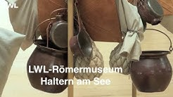 LWL-Römermuseum Haltern am See - Fundstätte und Museum