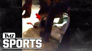 Ezekiel Elliott Incident: New Video Shows Victim Bloodied & Beaten | TMZ Sports
