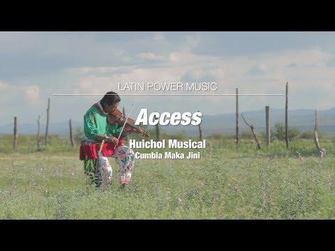 Huichol Musical - Cumbia Maka Jini - Latin Power Music Regional
