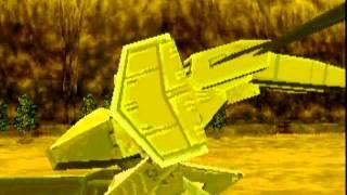 GunGriffon 2 - Selfrunning Demo Mode (SAT)