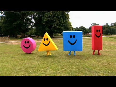 Thumbnail: Mister Maker Comes to Town: The Shapes Dance