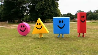 Mister Maker Comes to Town: The Shapes Dance thumbnail