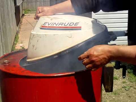 Evinrude 9 5 Hp Sportwin Outboard Motor