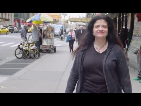 My New York Story: Alex Guarnaschelli - YouTube