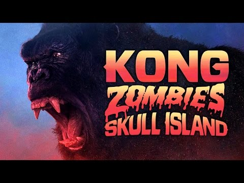 KONG - ZOMBIE SKULL ISLAND (Black Ops 3 Custom Zombies)