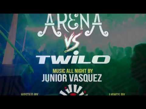 Junior Vasquez / Arena vs Twilo at FREQ on Sat Mar 24th,2018.  Digest/Edit Version