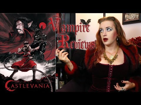 Vampire Reviews: Castlevania - Season 1
