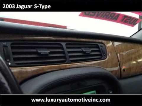 2003 Jaguar S-Type Used Cars Muskegon MI