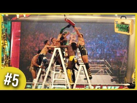 Cine a CASTIGAT?!? / WWE 2k17 #5 (MITB)